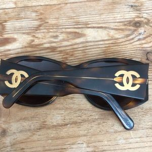 CHANEL Accessories - Tortoise Chanel Women's Sunglasses